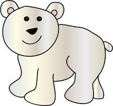 halloween clip art clear background polar bear clipart clear background pencil and in color polar