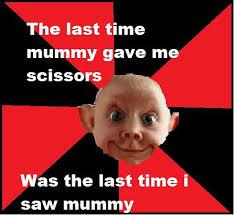 Evil Kid Meme - evil kid meme