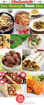 October Dinner Ideas 176 Best Menu Ideas U0026 Batch Cooking Images On Pinterest Batch