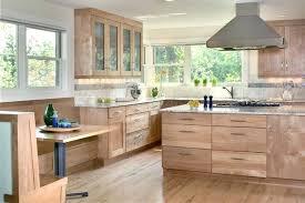 light wood kitchen cabinets natural oak kitchen cabinets awesome kitchen with light wood