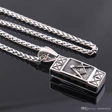 vintage silver pendant necklace images Wholesale fashion new design stainless steel harmonica g pendant jpg