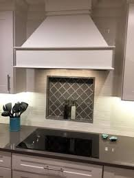 Kitchen Backsplash Patterns by Arabesque White Tile With Grey Grout Google Search Steam