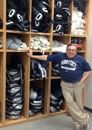 Penn State Student Falls Off Balcony by State College Pa Penn State Football U0027s Spider Caldwell Reflects