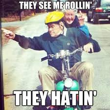 They See Me Rollin Meme - they see me rollin funny people meme