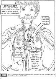 human body coloring book anatomy pinterest human body
