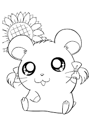 sandy cheeks coloring pages hamtaro coloring pages coloringpages1001 com