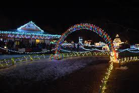 story book island christmas lights