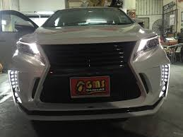 lexus harrier 2016 harrier 2015 body kit gms carwerkz sgmerc mercedes benz