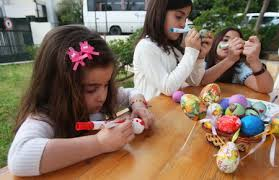 easter traditions around the globe