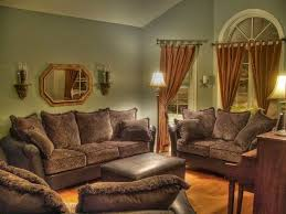 Leather Brown Living Room Furniture Ideas  Brown Living Room - Brown living room color schemes
