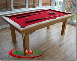 convertible pool dining table fcsnooker presents the tournament range of hand made convertible