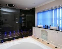 blue and black bathroom ideas blue and black bathroom designs home design and decorating