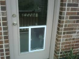 doggy door glass door pet door installation gallery san antonio pet door u0026 electric