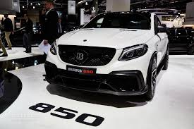 mercedes hp mercedes amg gle 63 coupe by brabus has 850 hp mercedes gle forum