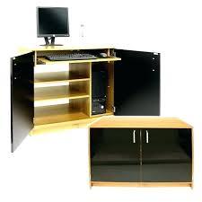 Modern Desk Armoire Modern Office Armoire Modern Office Hide Away Desk Plans
