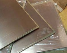 pure copper sheet 12 x 12 x 24 gauge for craft jewelers brass artisan pattern wire nu gold 8 styles choose 12