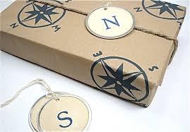 nautical wrapping paper nautical wrapping paper compass midnight blue gift