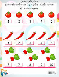 counting u2013 lkg math worksheets