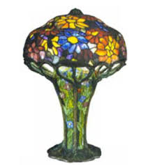 Louis Comfort Tiffany Lamp Dale Tiffany And Louis Comfort Tiffany