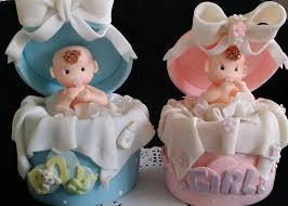 baby shower cake topper baby shower decoration twins baby