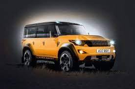 toyota land rover 2017 new land rover defender due in 2019 autocar