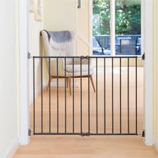 Baby Gate For Stairs With Banister Qdos Safety Top Of Stairs Baby Gates Baby Gate For Stairs