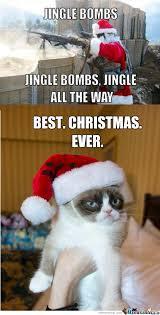 Grumpy Cat Memes Christmas - grumpy cat likes christmas by astarius meme center