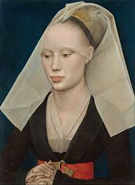 rogier van der weyden portrait of a lady c 1460 national gallery of art washington d c 34 25 5 cm 13 10 in