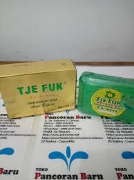 Sabun Ijo tje sabun batang 100g hijau pancoran net medicine and