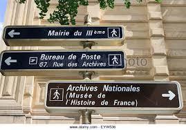bureau de poste cannes signs stock photos signs stock images