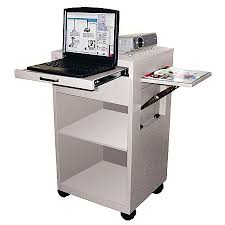 multimedia cart with locking cabinet luxor lmc2 multimedia cart w locking cabinet and drawer