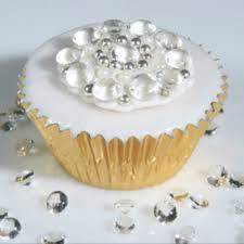 edible jewels diamond in the wedding cake the wedding