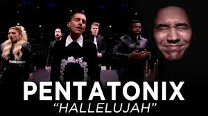 pentatonix christmas album pentatonix hallelujah from a pentatonix christmas special
