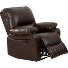 homcom pu leather rocking sofa chair recliner homcom pu leather ergonomic swivel comfort sofa chair recliner black