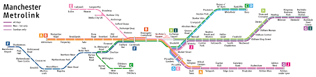 Dubai Metro Map by Manchester Metrolink U2014 Map Lines Route Hours Tickets