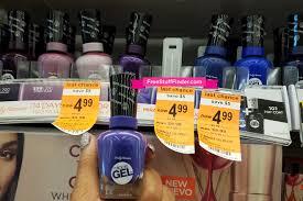free sally hansen miracle gel at walgreens