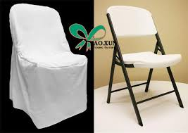 White Chair Covers For Sale White Color Sale Poly Foding Chair Cover 100 Polyester