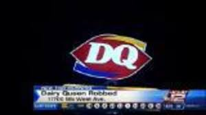 dairy queen thanksgiving suspects sought in dairy queen armed robbery