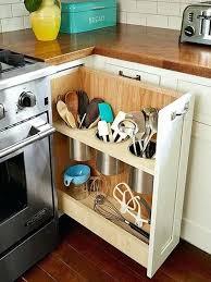 Blind Kitchen Cabinet Modern Corner Kitchen Cabinet Storage Designmag Co Solutions