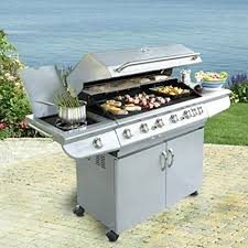 grillk che grill chef 96 000 btu propane bbq ca home kitchen