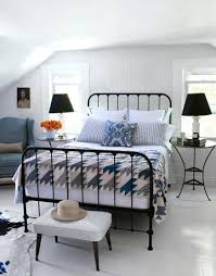 Paint Metal Bed Frame Painted Metal Beds Emily A Clark