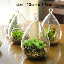 free shipping 6pcs lot cute clear hanging glass crystal flower