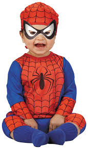 Halloween Costumes 1 Olds Spiderman Baby Costume Costumes