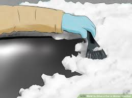 4 ways to drive a car in winter weather wikihow