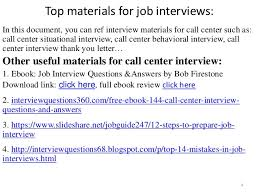 How To Make A Resume For Call Center Job by Top 40 Call Center Interview Questions And Answers Pdf