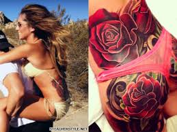 Cheryl Cole Back Cheryl Cole S Tattoos Meanings Style