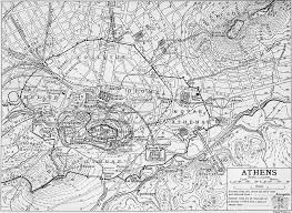 Athens Map File 1911 Britannica Old Map Of Athens Png Wikimedia Commons