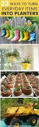best 20 recycled planters ideas on pinterest garden pots ideas