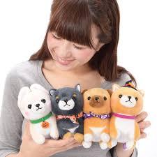 halloween dog toys mameshiba san kyodai halloween dog plush collection standard