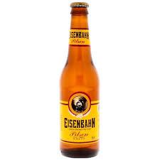 Basta Cerveja Eisenbahn Pilsen - 355ml - CervejaStore @XH62